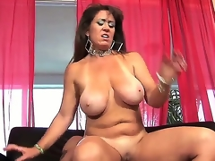 Nasty milf Anita Cannibal is having wild pounding with man. This babe plays with his bulky palpitating piece of meat by face hole and hand previous to getting the shlong into twat.
