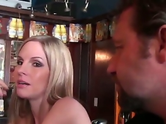 We meet this hawt golden-haired milf in the local bar. That babe is by shafei, but this babe still looks very exquisite and sexy, like real lady. I have a goal, I need to pick up this hawt blonde.