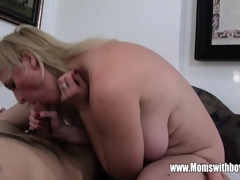 Stepmom Demands Anal From Inactive Son And Receives It