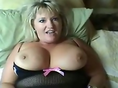 Sexy Curvy Mature Banged